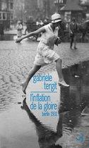 Omslag L'inflation de la gloire