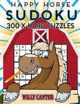 Happy Horse Sudoku 300 Extra Hard Puzzles