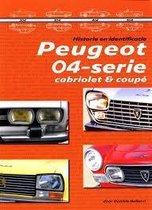Peugeot 04-serie cabriolet & coupé
