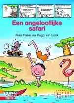 Leesserie Estafette - Een ongelooflijke safari