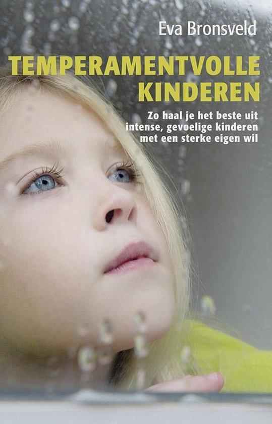 Temperamentvolle kinderen - Eva Bronsveld |