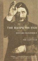 Boek cover The Rasputin File van Edvard Radzinsky (Paperback)