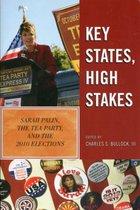 Boek cover Key States, High Stakes van Charles S. Bullock