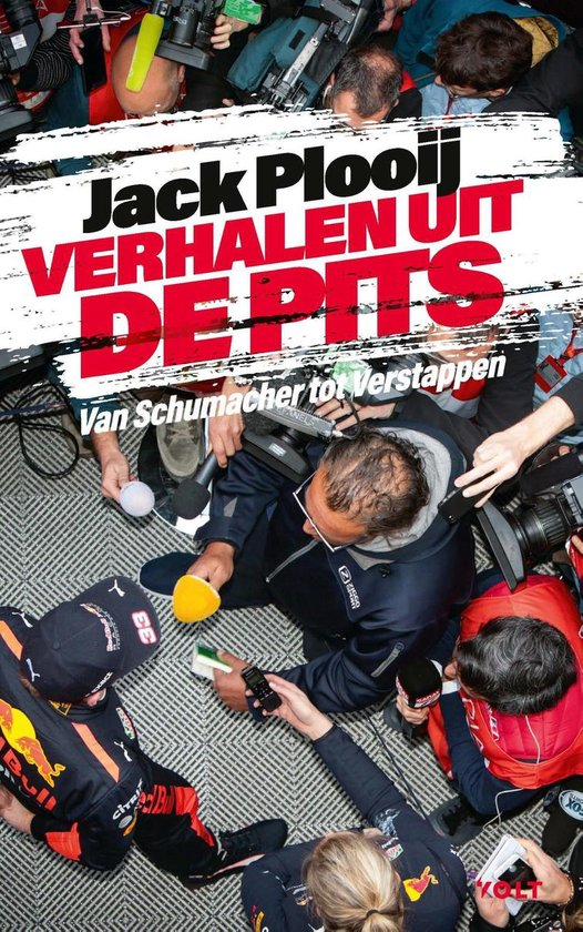 Boek cover Verhalen uit de pits van Jack Plooij (Onbekend)