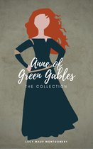 Afbeelding van Complete Anne of Green Gables Books (Illustrated)