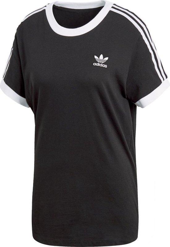 bol.com   adidas 3-Stripes T-shirt Dames Sportshirt - Maat ...
