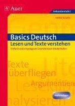 Basics Deutsch: Lesen