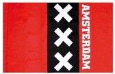 Ajax Vlag amsterdam 90x140cm