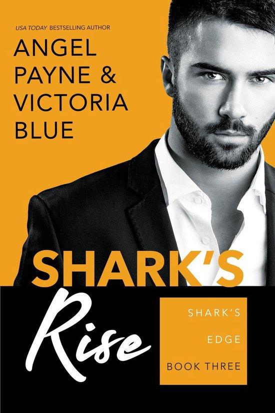 Boek cover Sharks Rise van Angel Payne (Onbekend)