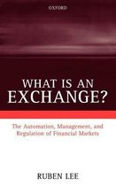 What is an Exchange?