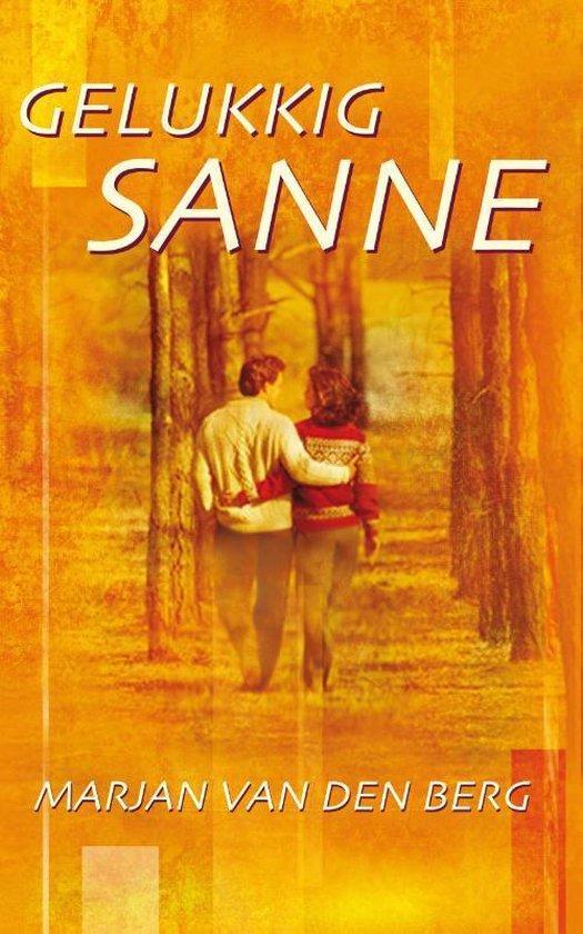 Sanne 7 - Gelukkig Sanne - Marjan van den Berg  