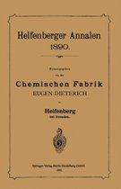 Helfenberger Annalen 1890