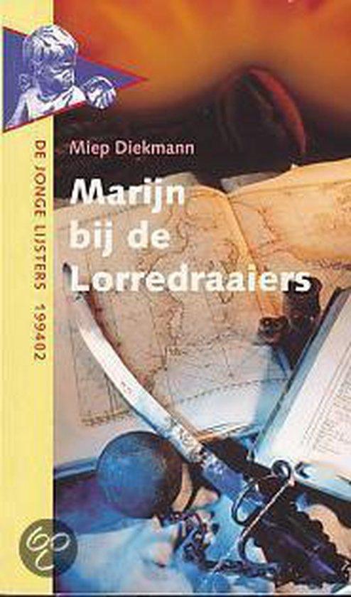 Boek cover Marijn bij de Lorredraaiers van Miep Diekmann (Paperback)