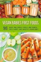 Vegan Babies First Foods