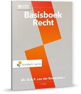 Basisboek Recht incl. toegang tot Prepzone