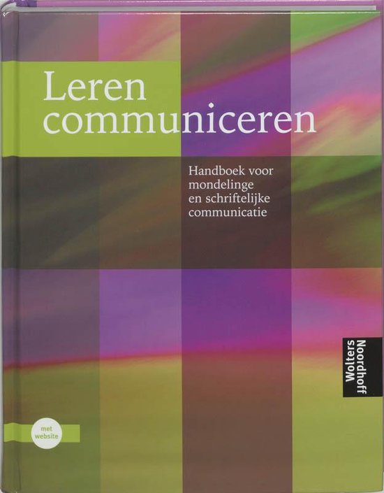 Leren Communiceren - Michael Steehouder  