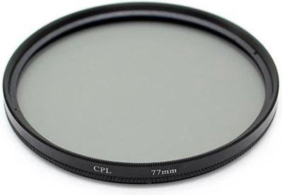 55mm CPL Polarisatie Lens Filter / UwCamera Huismerk LensFilter