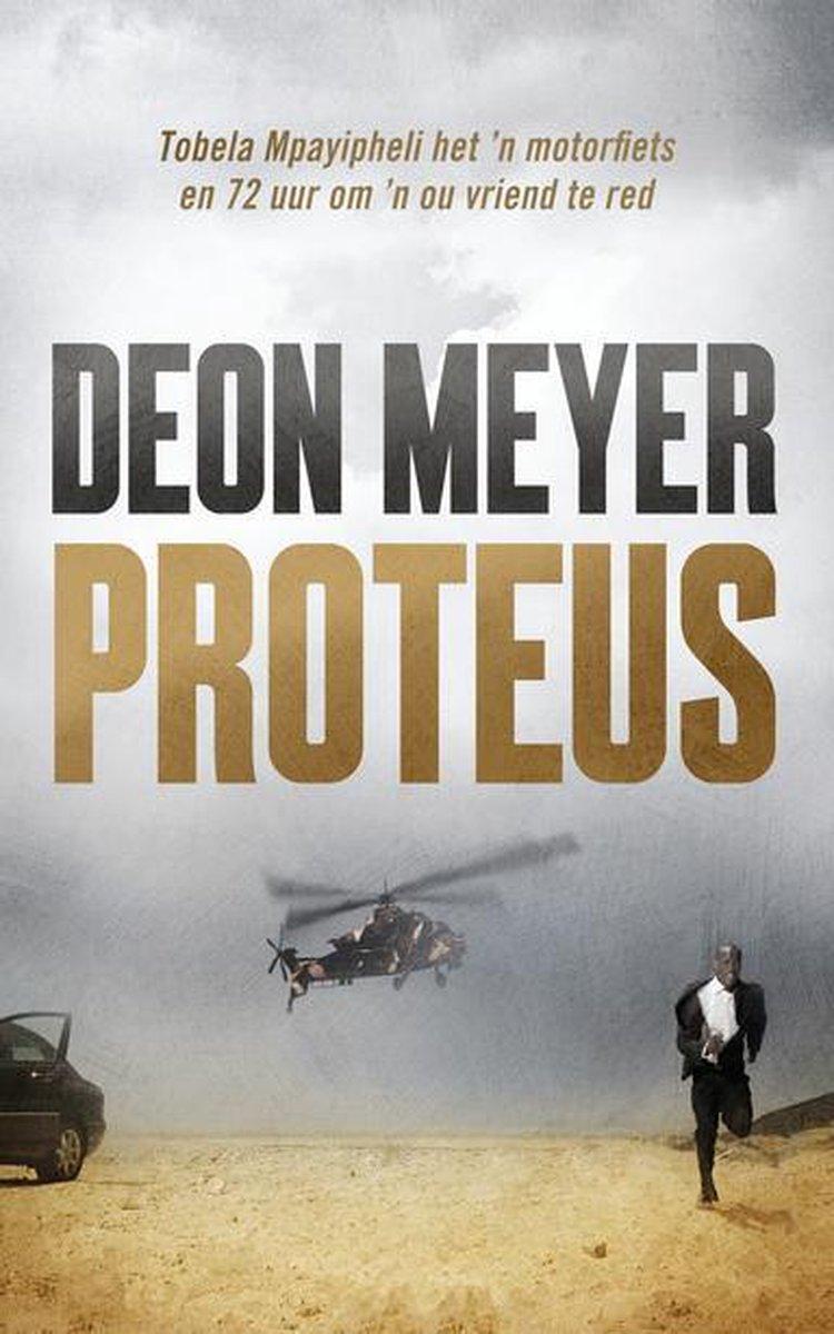 bol.com | Proteus (ebook), Deon Meyer | 9780798157476 | Boeken