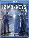 12 Monkeys - Seizoen 2 (Blu-ray)