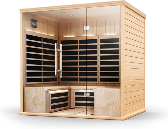 Infrarood Cabine HELO Chatteau Pure Infra