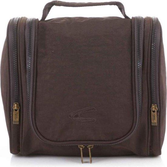 Camel Active Journey Wash Bag M Culture Sac Brown Marron Nouveau