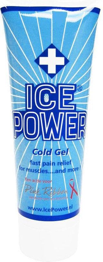Ice Power Coldgel Tube - Koelzalf - 75 ml