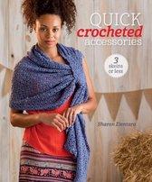 Boek cover Quick Crocheted Accessories van Sharon Zientara