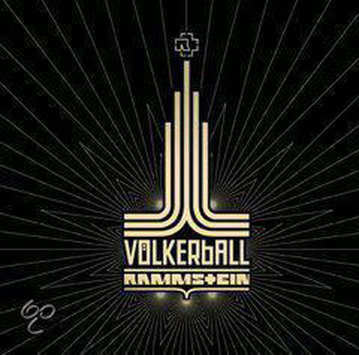 Völkerball + DVD - Rammstein