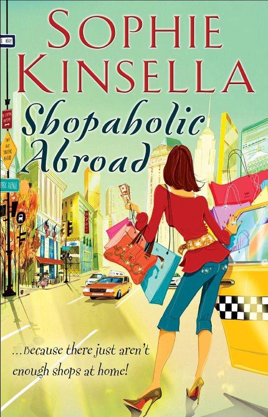 Omslag van Shopaholic Abroad