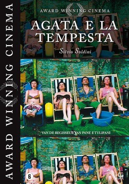 Cover van de film 'Agata E Le Tempesta'