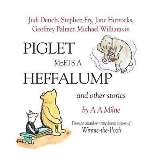 Omslag van Piglet Meets A Heffalump and Other Stories