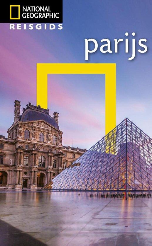 National Geographic Reisgids - Parijs - National Geographic Reisgids | Fthsonline.com