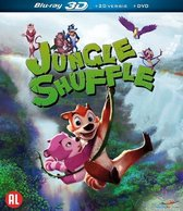 Jungle Shuffle (Blu-ray 2D+3D+Dvd)