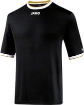 Jako United KM - Voetbalshirt - Jongens - Maat 116 - Zwart