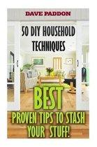 50 DIY Household Techniques