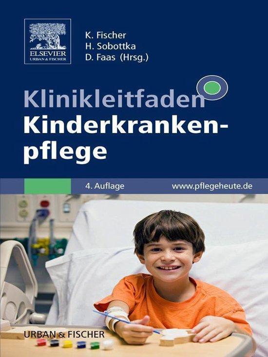 Boek cover Klinikleitfaden Kinderkrankenpflege van Ursula Baker (Onbekend)