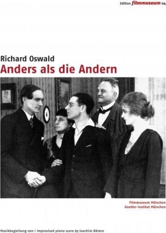 Cover van de film 'Anders Als Die Andern'