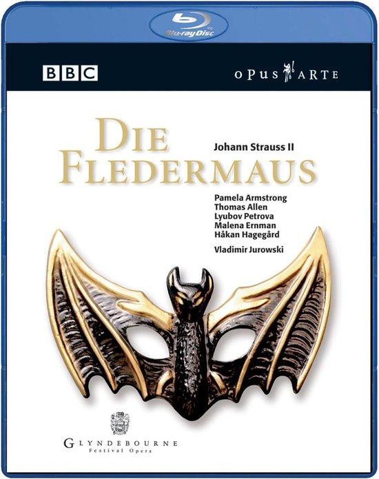 CD cover van Die Fledermaus van Lindskog