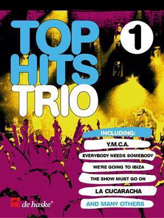 Top Hits Trio 1 - Divers  