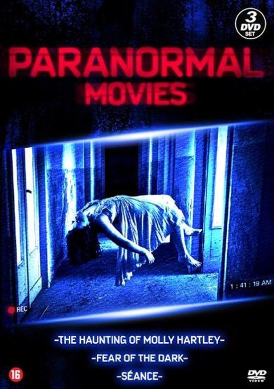Cover van de film 'Paranormal Box'