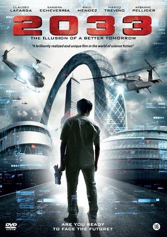 Cover van de film '2033'