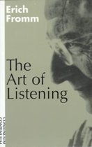 Boek cover The Art of Listening van Erich Fromm