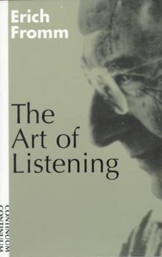 Afbeelding van The Art of Listening