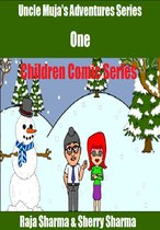 Uncle Muja's Adventures Series One: Children Comic Series
