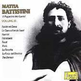 Mattia Battistini - Il Paganini del Canato Vol III