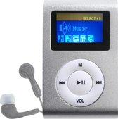 Difrnce MP855 - MP3 speler - 4 GB - Zilver