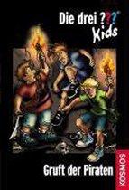 Die drei ??? Kids 07. Gruft der Piraten (drei Fragezeichen)