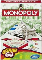 Afbeelding van Monopoly - Reisspel