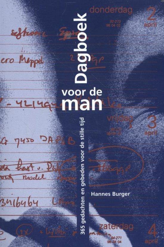 Dagboek voor de man - Hannes Burger |