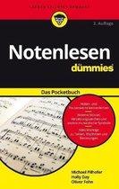 Notenlesen fur Dummies Das Pocketbuch